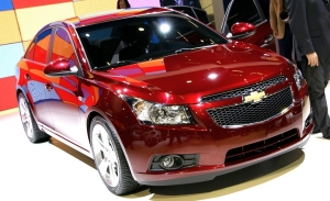 2011 Chevy Cruize