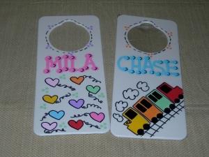 Mindy's Door Hangers